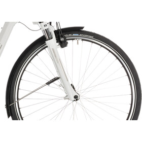 Cube Town Hybrid Pro RT 400 Easy Entry, white'n'silver